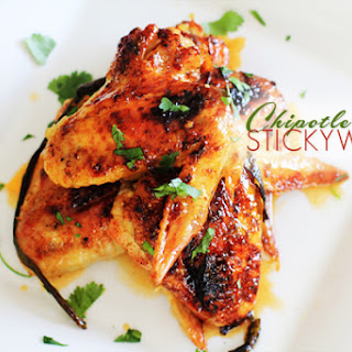Chipotle Lime Stickywings
