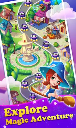 Gems Witch
