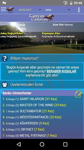 Ganyan Canavarı - At Yarışları screenshot