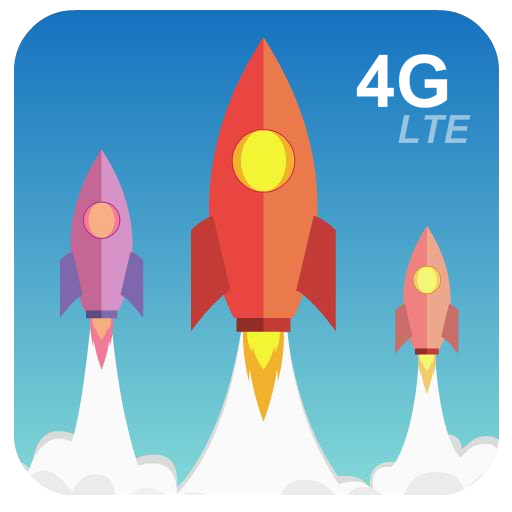 4G LTE Signal Booster Network file APK for Gaming PC/PS3/PS4 Smart TV