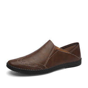 1cf0c56b57723 Four Seasons Leather Classic Penny Loafers