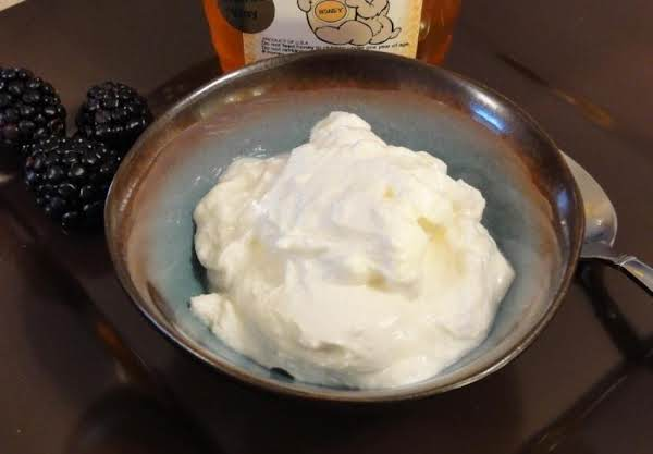 Greek Yogurt Recipe