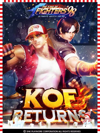 KOF98 ULTIMATE MATCH ONLINE 1.0.6 screenshots 7