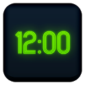 Neon Clock for Gear Fit icon