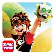 Heroes Zak pirate Battle Storm