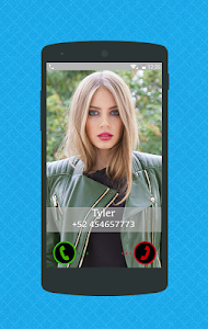 Full Screen Caller ID screenshot 2