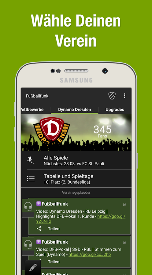 bundesliga live stream android
