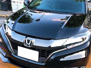 ヴェゼル RU3 ハイブリッド RSのカスタム事例画像 堀直己さんの2018年08月25日05:12の投稿