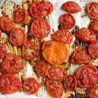 Roasted Tomatoes with Garlic.