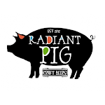 Logo of Radiant Pig Craft Beers Save The Robots