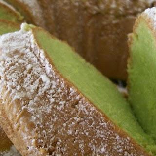 Pistachio Cake Recipe
