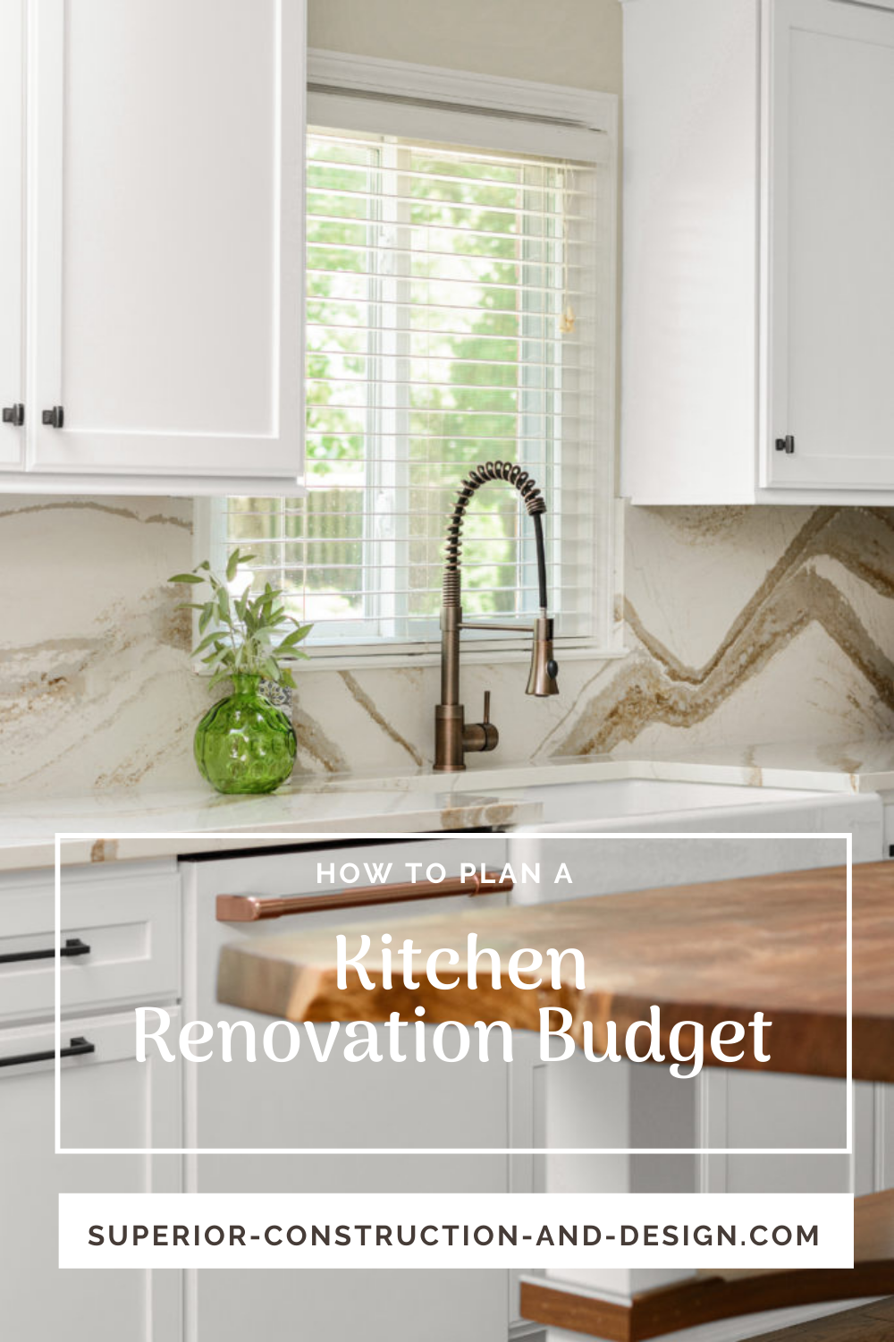 how to plan a kitchen renovation budget superior construction and design guide