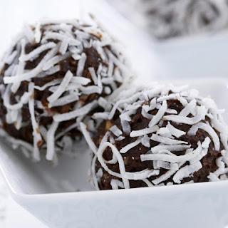 Coconut Balls.