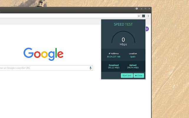 Ad Added Speed Test 11