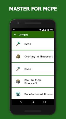 Master for Minecraft - screenshot