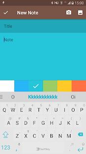 My Notes Screenshot