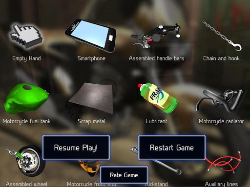Fix My Motorcycle: Bike Mechanic Simulator! LITE 90.0 screenshots 20
