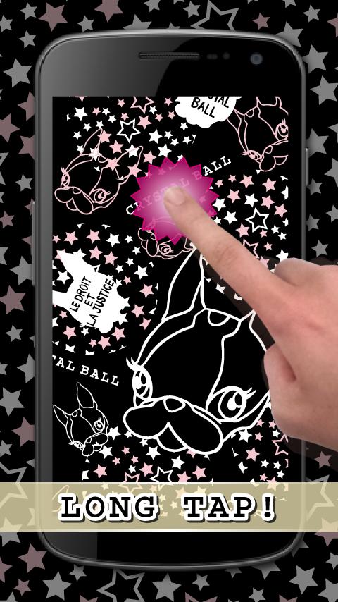 Скриншот Crystal Ball-JUSTICE Clock