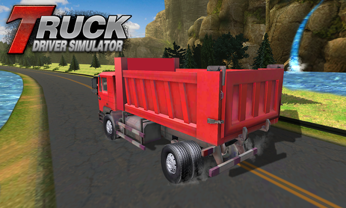 Truck Driver Simulator- screenshot thumbnail