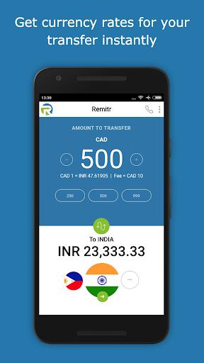 Remitr Money Transfer By Remitware