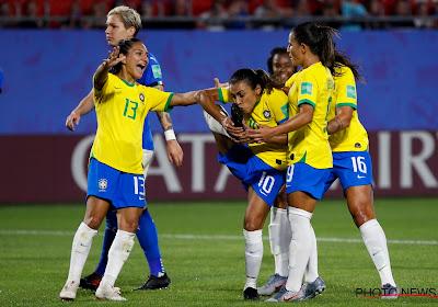 Marta breekt record in spannende ontknoping groep C