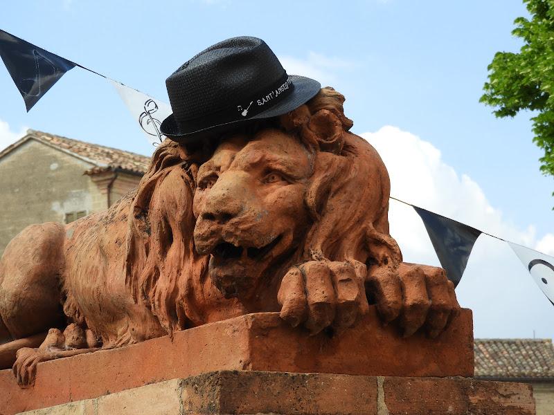 Un leone non abituato al sole........ di claudio_sposetti
