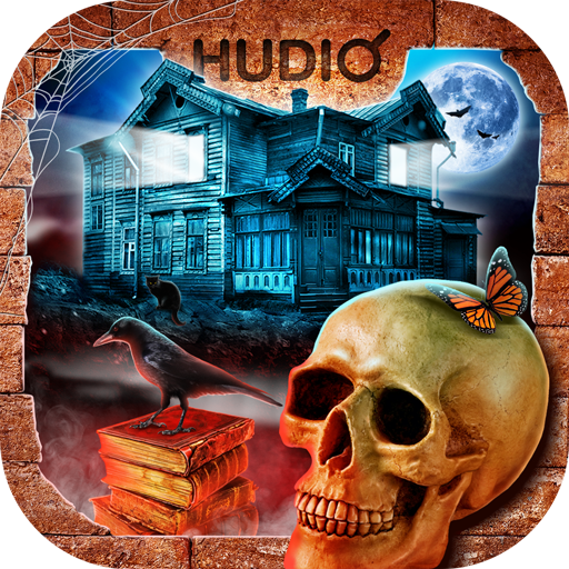Hidden Object Haunted House of Fear - Mystery Game (game)
