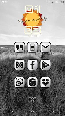 BlackBeard - Free Icon Pack - screenshot