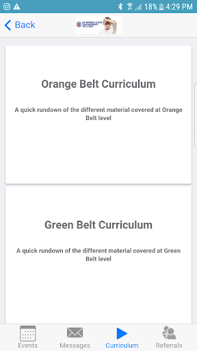 US World Class Taekwondo 4.1.0 screenshots 3