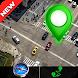 GPS 衛星 ルート 地図 方向