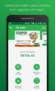Cooper Card - náhled