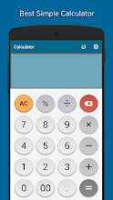 Simple Calculator 1 0 6 latest apk download for Android