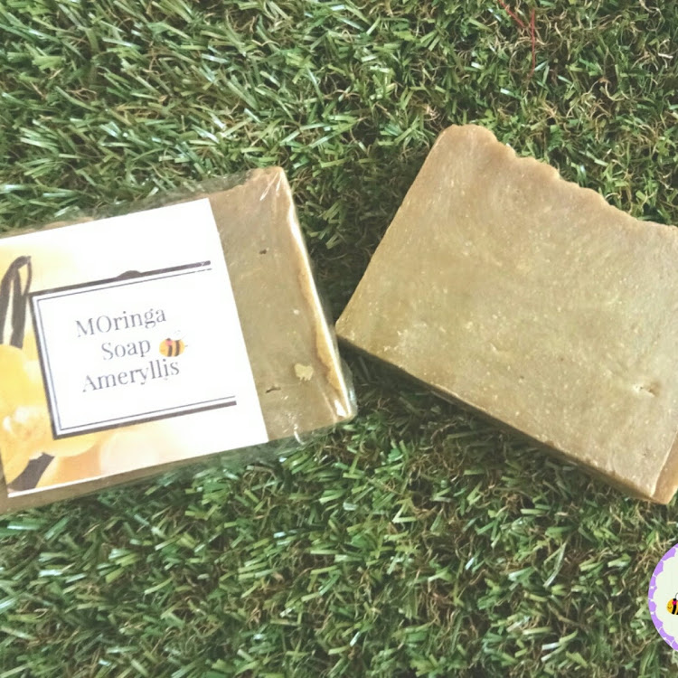 Moringa soap ameryllis by ameryllis nature soap