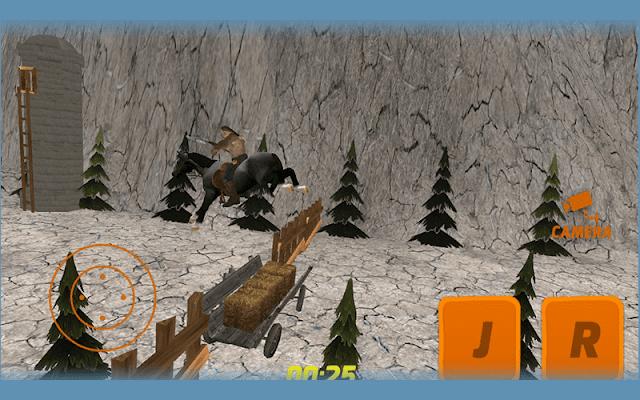 Warrior Horse Training - screenshot
