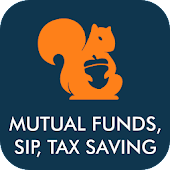 Sqrrl- India's Simplest Mutual Fund Investment App