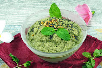 Coconut and Pudina Chutney