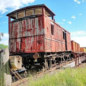 th by Glen John Terry  - Transportation Trains ( train,  )