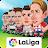 Head Soccer LaLiga 2016 logo