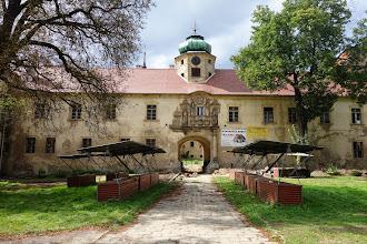 Photo: Glogowek - zámek (zavřený, opravuje se,...již několik let)
