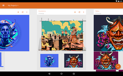 Adobe Illustrator Draw- screenshot thumbnail