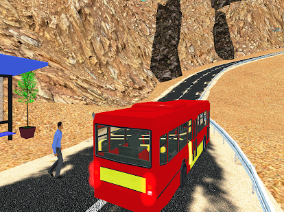 Metro Bus Drive Game-Us Metro bus Simulator 2018 screenshot