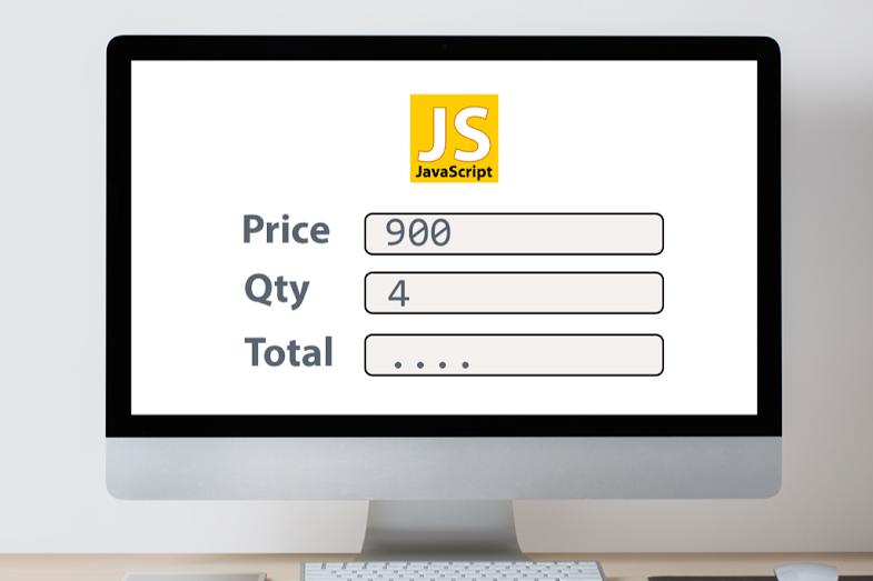 Menghitung Otomatis Tanpa Submit dengan JavaScript