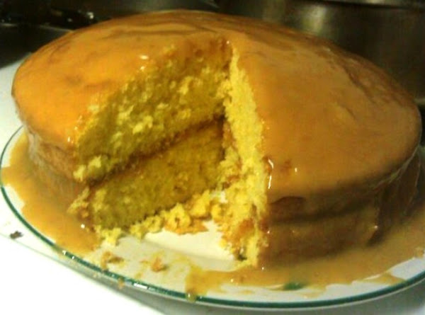 Carmel Cake (party In My Tummy)!! Recipe