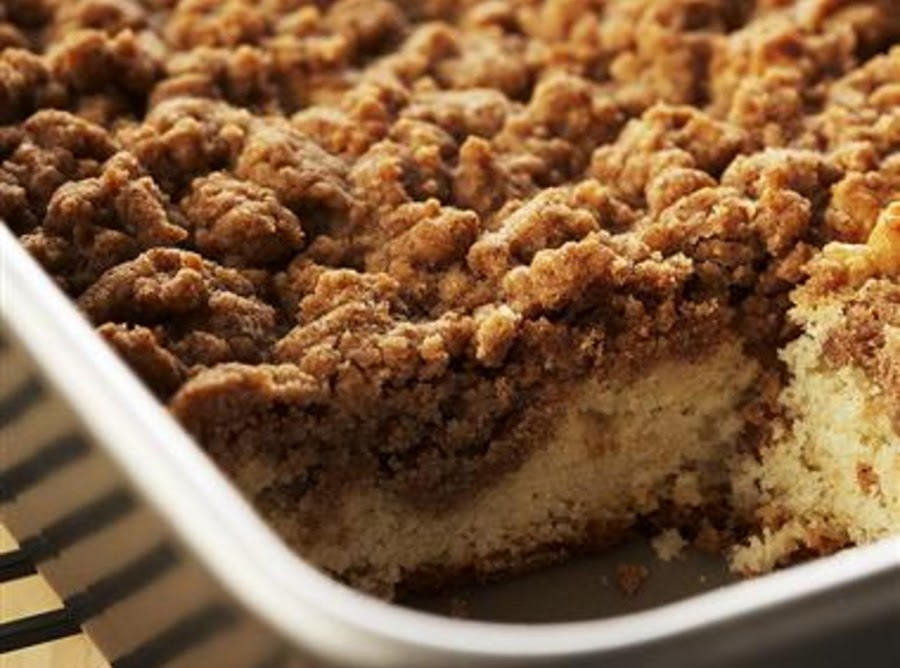 Bisquick Pumpkin Coffee Cake