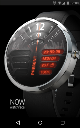 NOW - Watch face