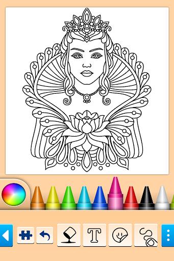 Mandala Coloring Pages 14.3.4 screenshots 17