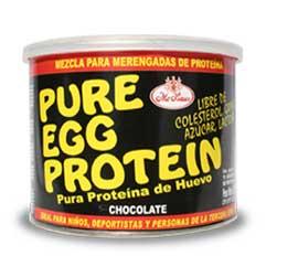 proteina pure egg chocolate 250g