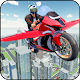 Futuristic Flying Bike Game APK