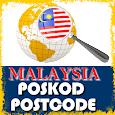 MALAYSIA POSTCODE icon