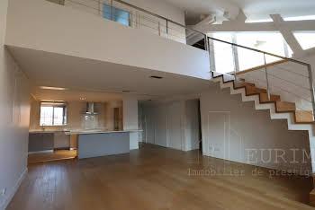 Appartement 5 pièces 118,65 m2